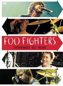 Foo Fighters: Everywhere but Home - Poster / Capa / Cartaz - Oficial 1