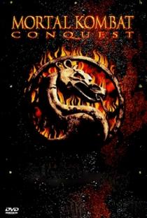 Mortal Kombat: A Conquista (1ª Temporada) - Poster / Capa / Cartaz - Oficial 4