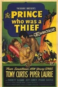 O Príncipe Ladrão - Poster / Capa / Cartaz - Oficial 1