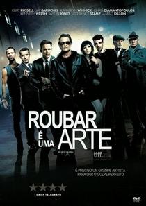 Roubar é Uma Arte - Poster / Capa / Cartaz - Oficial 4
