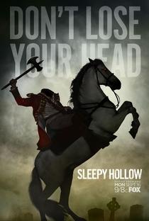 Sleepy Hollow (1ª Temporada) - Poster / Capa / Cartaz - Oficial 1