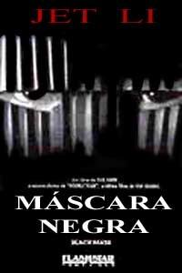 Máscara Negra - Poster / Capa / Cartaz - Oficial 1