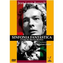 Sinfonia Fantástica - A Vida de Hector Berlioz - Poster / Capa / Cartaz - Oficial 1