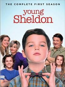 Jovem Sheldon (1ª Temporada) - Poster / Capa / Cartaz - Oficial 2