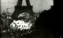 Eiffel Tower from the Trocadero Palace - Poster / Capa / Cartaz - Oficial 1