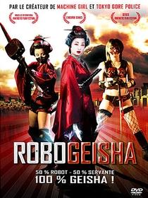 RoboGeisha - Poster / Capa / Cartaz - Oficial 8