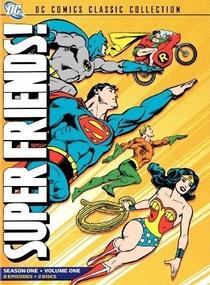 Super Amigos (1ª Temporada) - Poster / Capa / Cartaz - Oficial 1
