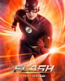 The Flash (5ª Temporada) - Poster / Capa / Cartaz - Oficial 2