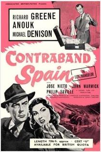 Contraband Spain - Poster / Capa / Cartaz - Oficial 2