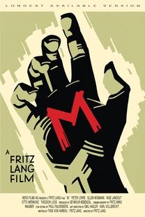 M, o Vampiro de Dusseldorf - Poster / Capa / Cartaz - Oficial 13
