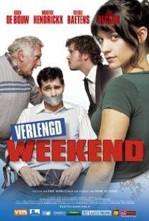 Verlengd weekend - Poster / Capa / Cartaz - Oficial 1
