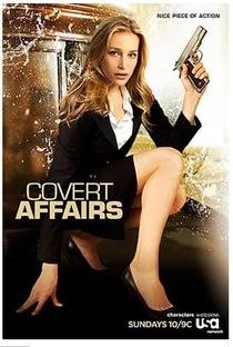 Assuntos Confidenciais (5ª Temporada) - Poster / Capa / Cartaz - Oficial 1