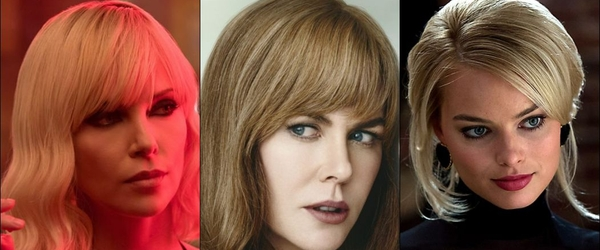 Theron, Kidman e Robbie estão em filme sobre assédio sexual