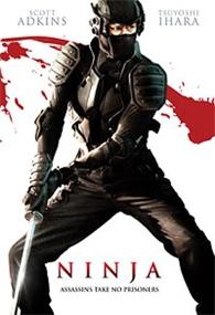 Ninja - Poster / Capa / Cartaz - Oficial 1