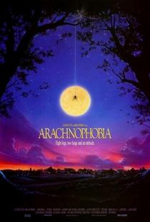Aracnofobia - Poster / Capa / Cartaz - Oficial 1