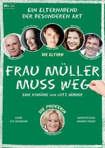 Frau Müller muss weg! - Poster / Capa / Cartaz - Oficial 2