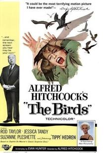 Os Pássaros - Poster / Capa / Cartaz - Oficial 3