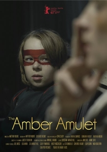 The Amber Amulet - Poster / Capa / Cartaz - Oficial 1