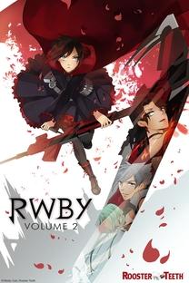 RWBY (2ª Temporada) - Poster / Capa / Cartaz - Oficial 1
