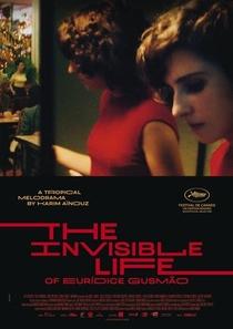 A Vida Invisível - Poster / Capa / Cartaz - Oficial 1