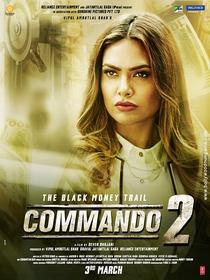 Commando 2 - Poster / Capa / Cartaz - Oficial 6