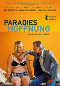 Paraíso: Esperança - Poster / Capa / Cartaz - Oficial 2