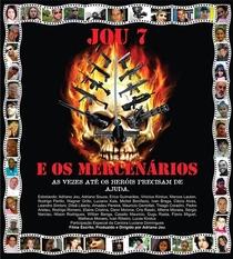 JOU 7 E OS MERCENÁRIOS - Poster / Capa / Cartaz - Oficial 3