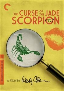 O Escorpião de Jade - Poster / Capa / Cartaz - Oficial 3