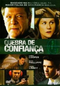 Quebra de Confiança - Poster / Capa / Cartaz - Oficial 4