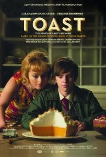 Toast: A História de uma Criança com Fome - Poster / Capa / Cartaz - Oficial 1