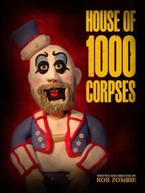 A Casa dos 1000 Corpos - Poster / Capa / Cartaz - Oficial 8