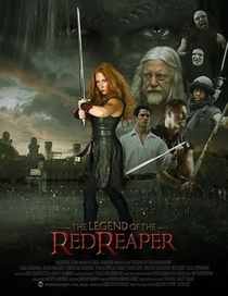 Legend of the Red Reaper - Poster / Capa / Cartaz - Oficial 2