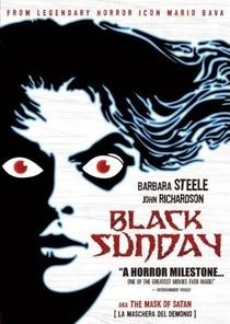 A Máscara de Satã - Poster / Capa / Cartaz - Oficial 7