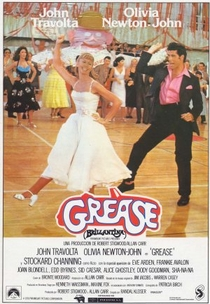 Grease - Nos Tempos da Brilhantina - Poster / Capa / Cartaz - Oficial 5