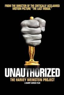 A Biografia Não Autorizada de Harvey Weinstein - Poster / Capa / Cartaz - Oficial 1
