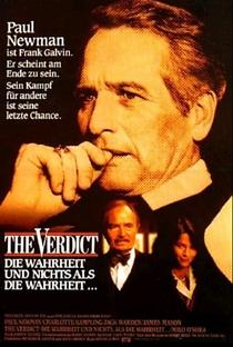 O Veredicto - Poster / Capa / Cartaz - Oficial 3