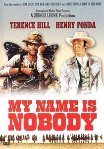 Meu Nome é Ninguém - Poster / Capa / Cartaz - Oficial 4
