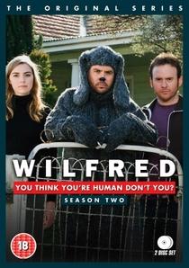 Wilfred (AU) (2ª Temporada) - Poster / Capa / Cartaz - Oficial 1