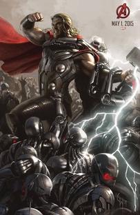 Vingadores: Era de Ultron - Poster / Capa / Cartaz - Oficial 20