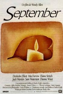 Setembro - Poster / Capa / Cartaz - Oficial 1