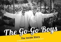 Go-Go Boys: os bastidores da Cannon Films - Poster / Capa / Cartaz - Oficial 1