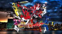 Shuriken Sentai Ninninger VS Kamen Rider Drive - Poster / Capa / Cartaz - Oficial 2