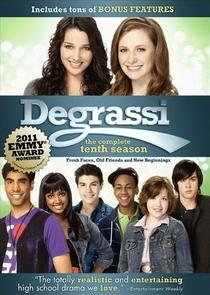 Degrassi The Next Generation (12ª temporada) - Poster / Capa / Cartaz - Oficial 1