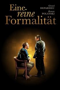 Uma Simples Formalidade - Poster / Capa / Cartaz - Oficial 3