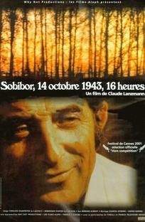 Sobibor, 14 de Outubro de 1943, 16:00 Hrs. - Poster / Capa / Cartaz - Oficial 2
