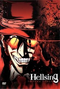 Hellsing - Poster / Capa / Cartaz - Oficial 10