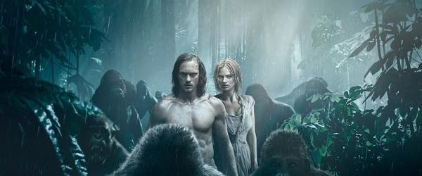 Minha Visão do Cinema: Crítica: A Lenda de Tarzan (2016, de David Yates)