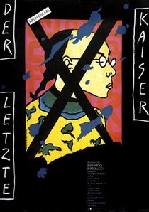 O Último Imperador - Poster / Capa / Cartaz - Oficial 19