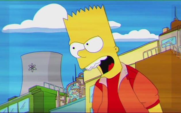 Bartkira: a mistura de Akira com Simpsons ganha trailer