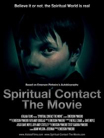 Contato Espiritual o Filme - Poster / Capa / Cartaz - Oficial 1